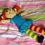 Heegeldatud nukk Pipi