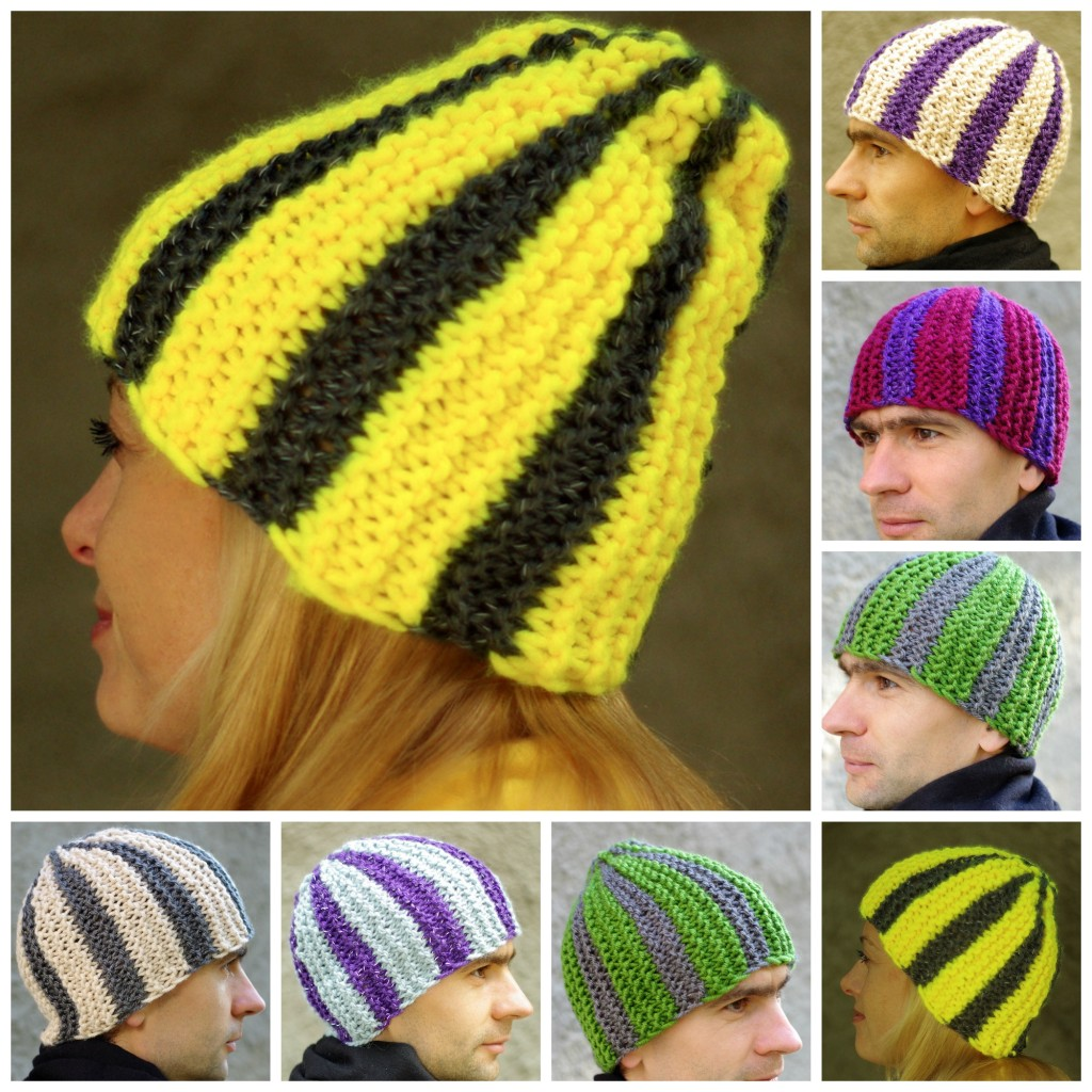 Reflective hats