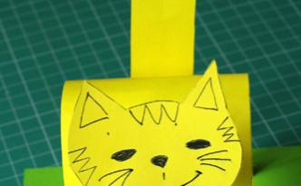 kuidas teha paberist kassi