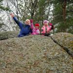 Matk: Lastega Männikul