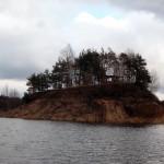 Kanuuga Raku järvel