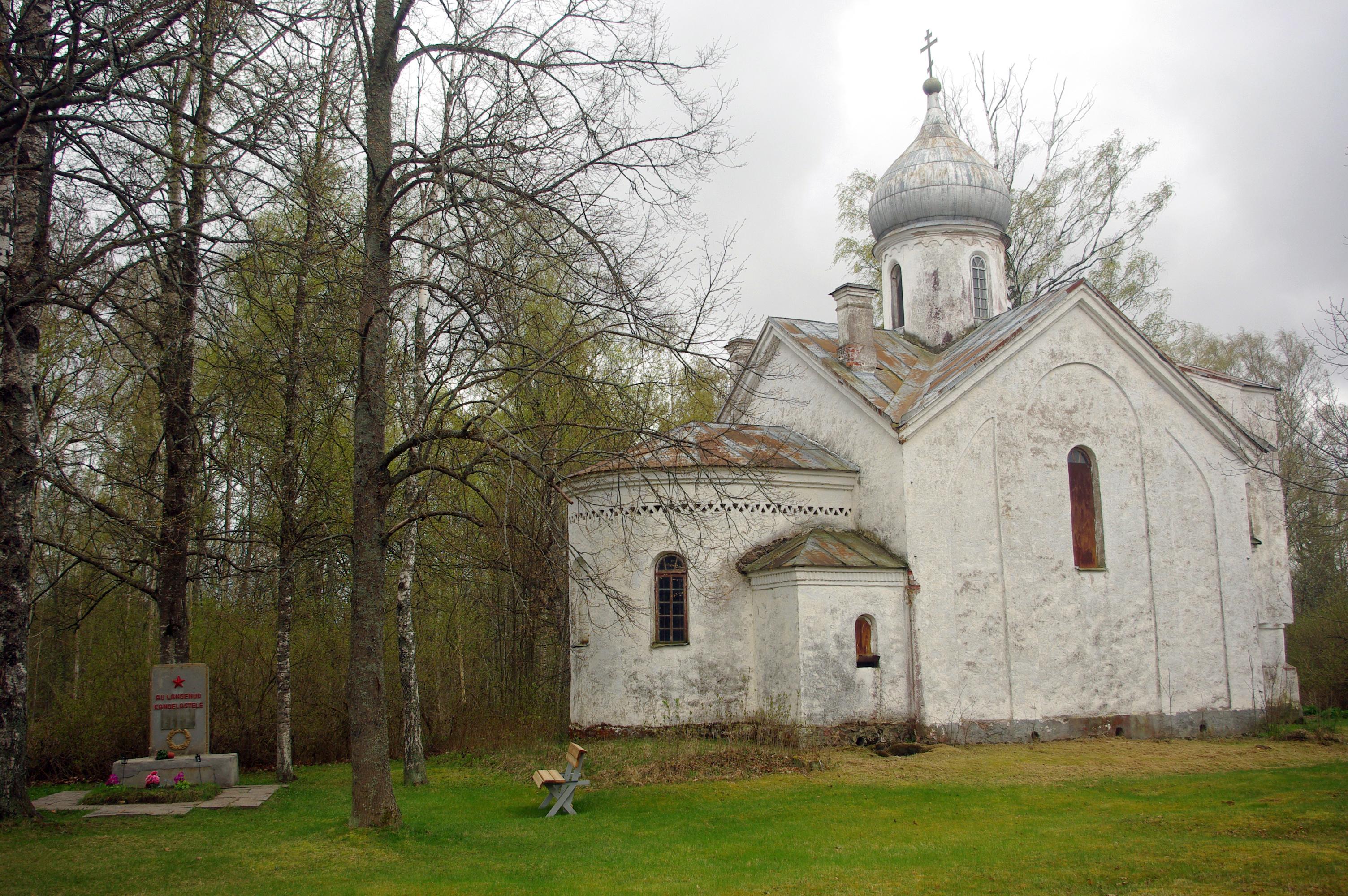 Piirissaare kirik