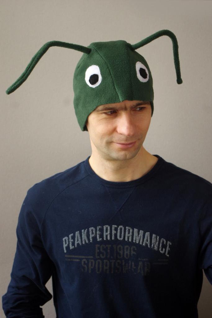 grasshopper costume 1