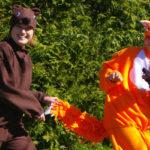 Karu ja rebase kostüümid päris suurtele