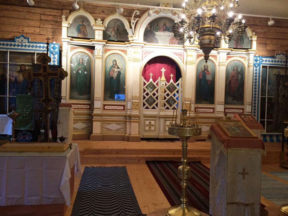 Obinitsa issanda muutmise kirik -