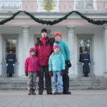 Xdream jõulurada 2016 Kadrioru pargis