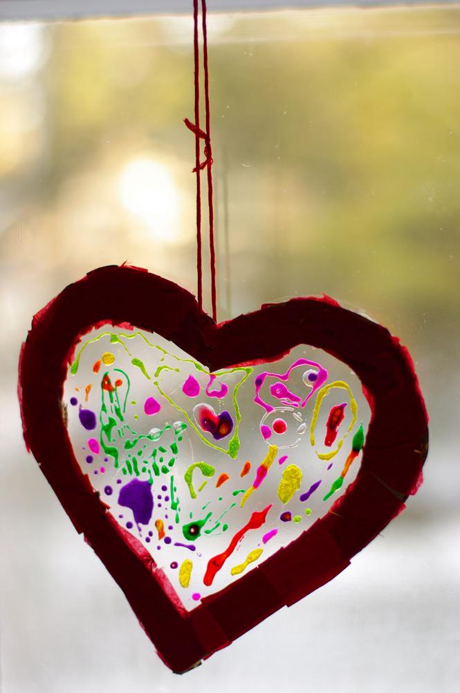 süda sõbrapäevaks valentinipäev