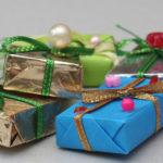 Meisterdusi jõuluks – tikutoosidest jõulupakid