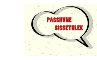 passiivne sissetulek