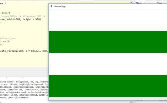 nõmme lipp, programmeerimise alused