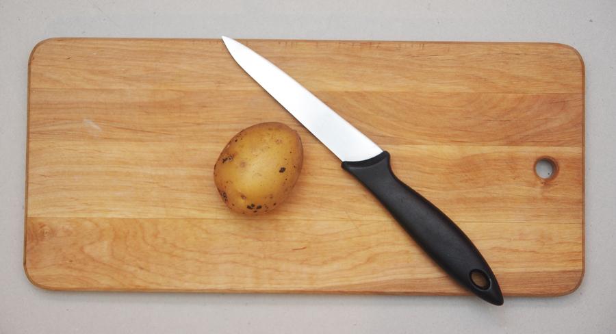 lihavõtted, kartulitrükk