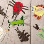 Jäätisepulkadest putukad – teeme koos lastega