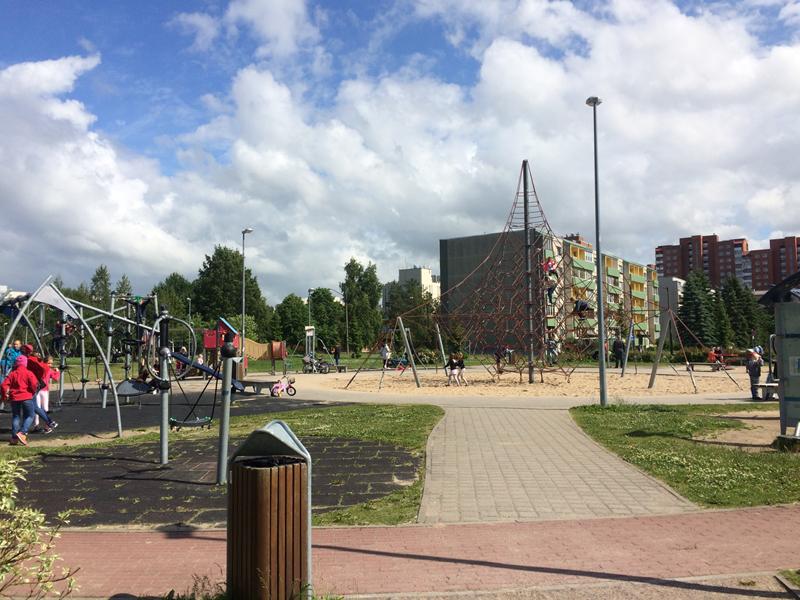 Tallinna mänguväljakud