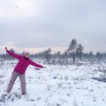Jalutuskäik Raku järvel ja Männiku rabas