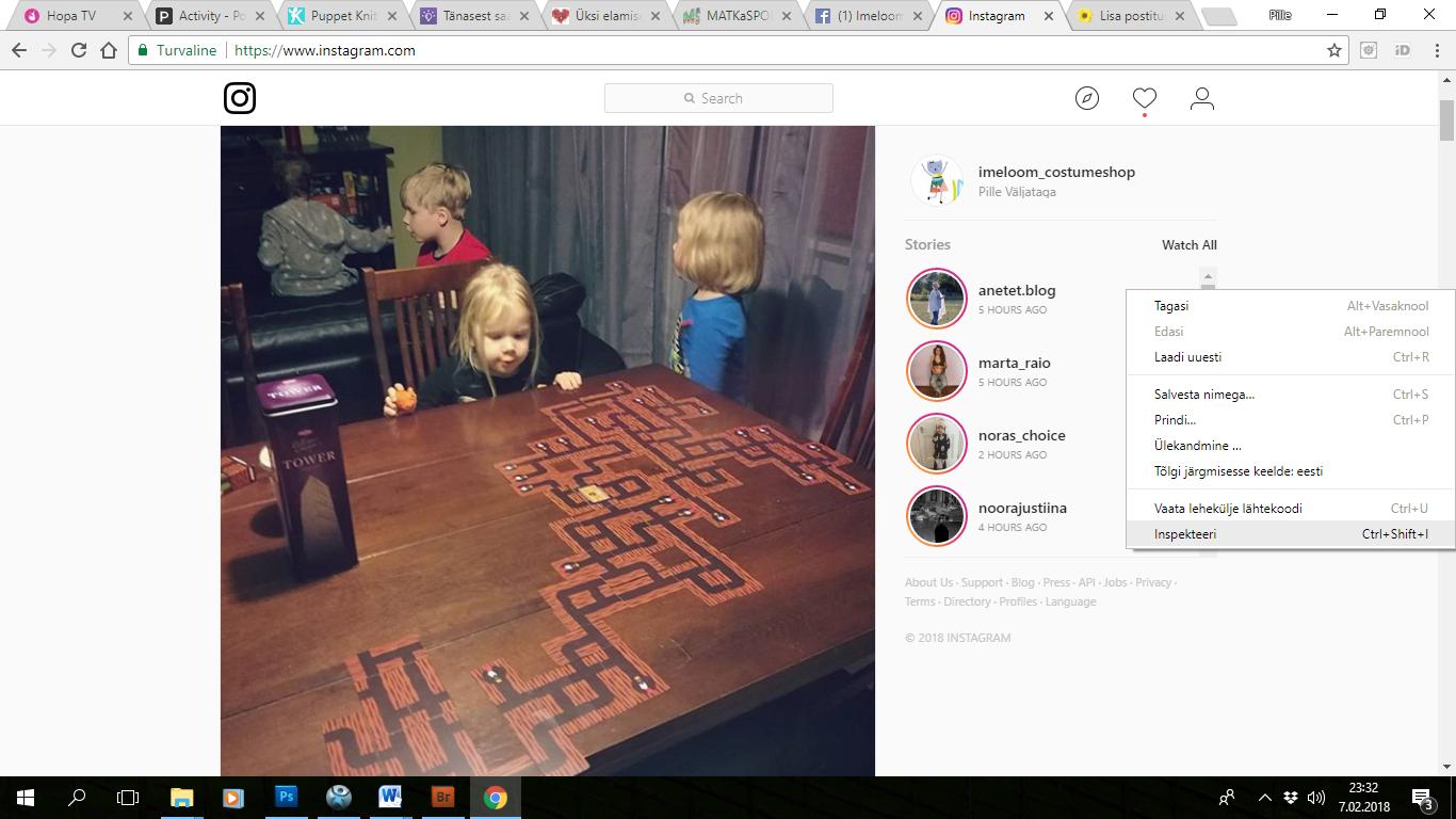 Kuidas kasutada Instagrami arvutis