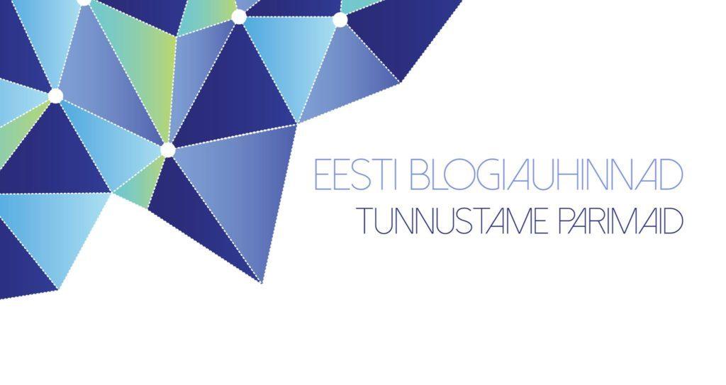 Eesti blogiauhinnad
