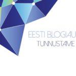 Eesti blogiauhinnad 2018