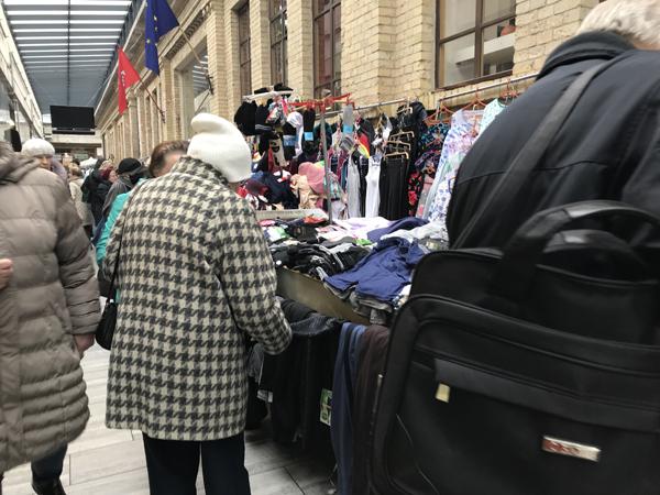 Halle Market Vilnius