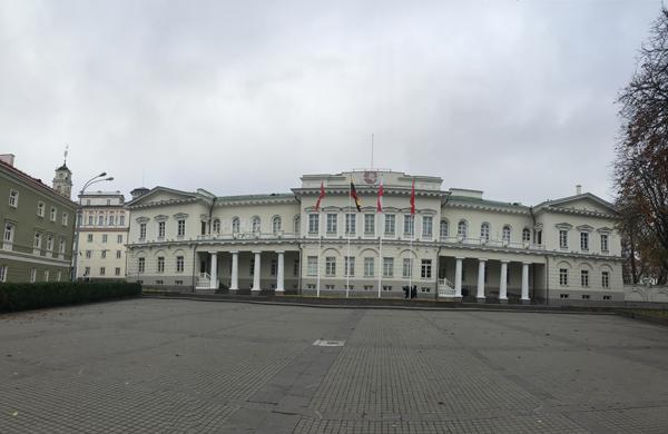 Vilnius Presidental Palace