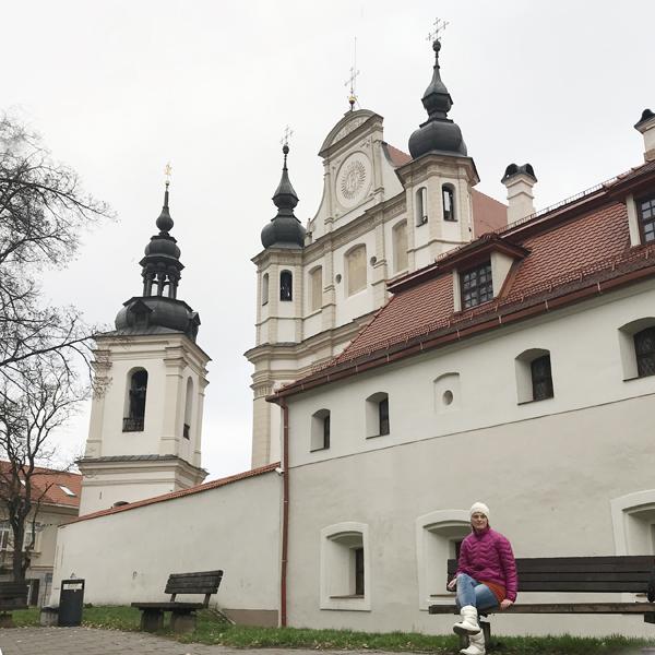Bernandine church