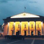 Nädalalõpp Vilniuses – laupäeva õhtu