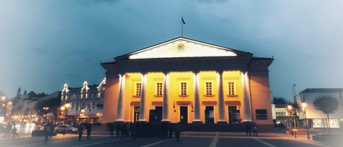 Vilnius Town Hall