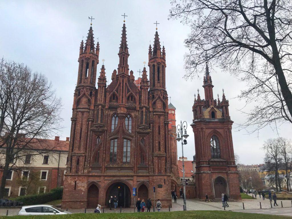 St Anne church