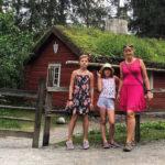 Lastega Stockholmis: Skansen