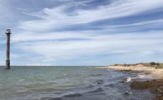 Kiipsaare tuletorn Harilaiu matkarada saaremaa