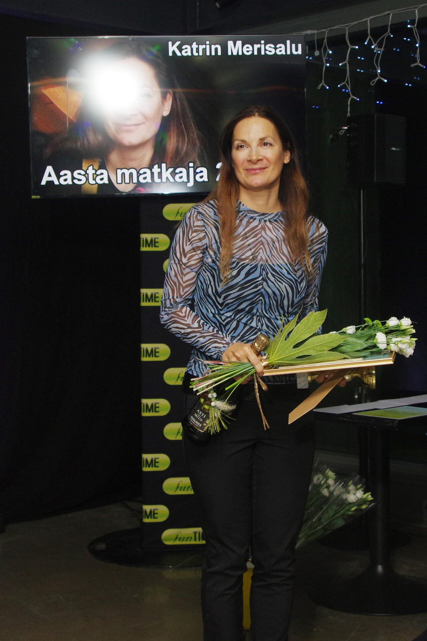 Aasta matkaja 2019 Katrin Merisalu
