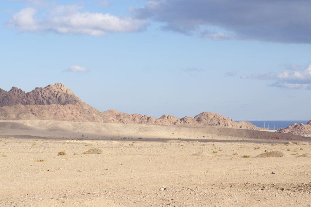 kõrb Sharm el Sheik